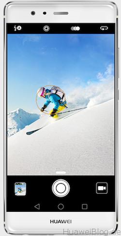 Huawei P9 Kamera Motion