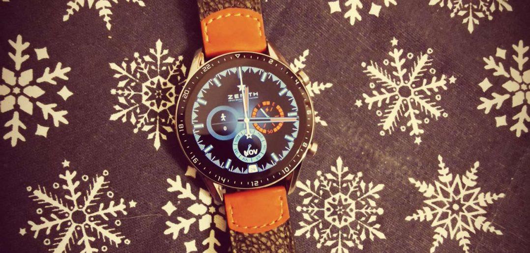 HUAWEI Watch GT Custom Watchface Installieren Anleitung How To