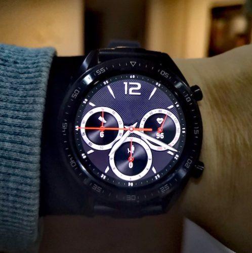Huawei Watch GT new / neues Watchface
