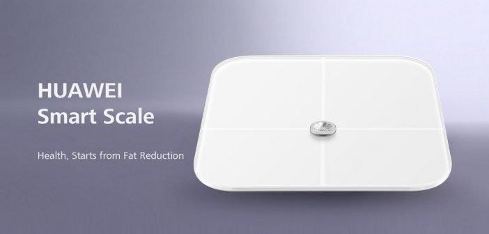 Huawei Smart Scale - Gesundheitswaage - Fettmessung - Titelbild