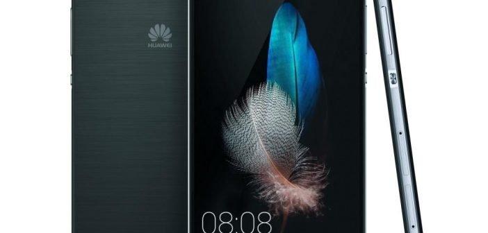 Das Huawei P8 Lite