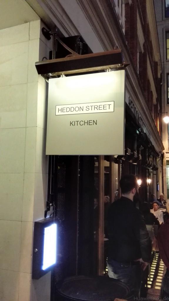 Huawei P8 Heddon Street Kitchen