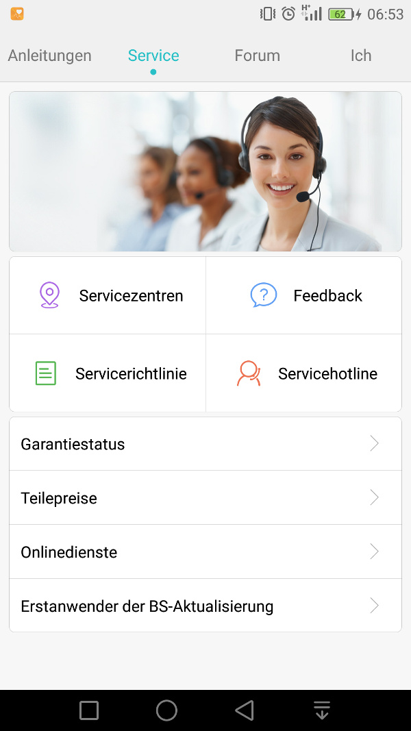 HiCare App Service