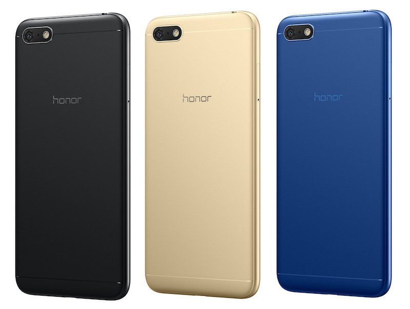 honor 7s Farben