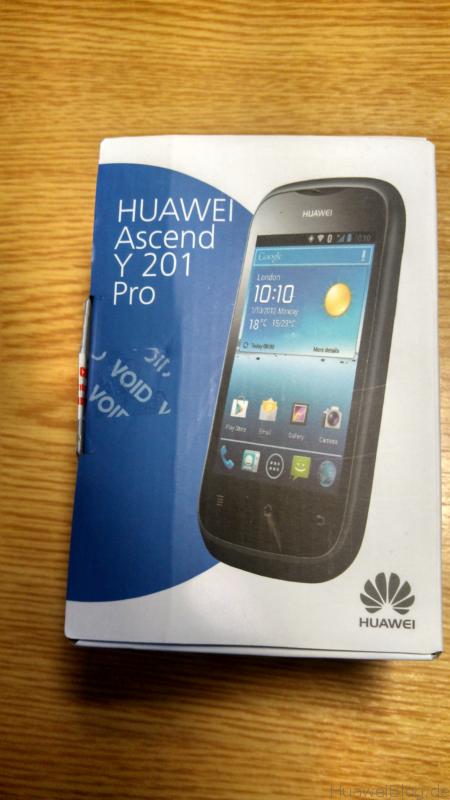 Huawei Y201 pro 2