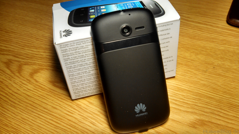 Huawei Ascend Y201 pro Test