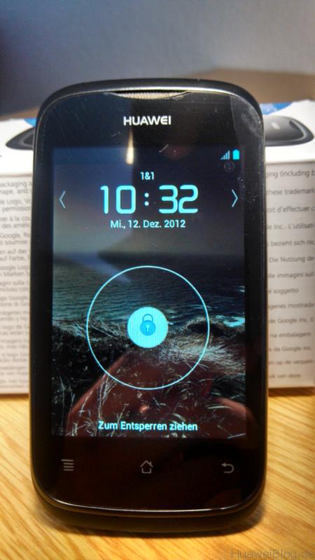Huawei Y201 pro 8
