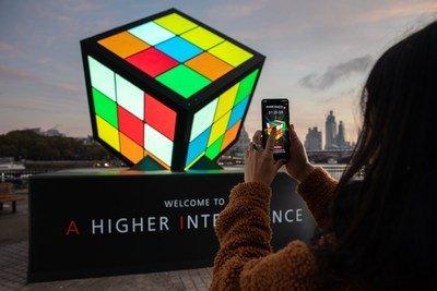 Huawei AI Rubik Würfel
