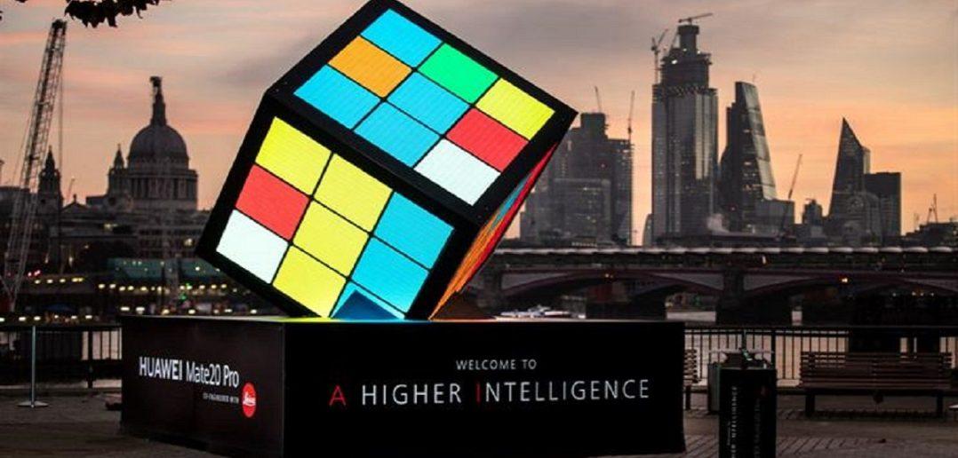Huawei AI Rubik's