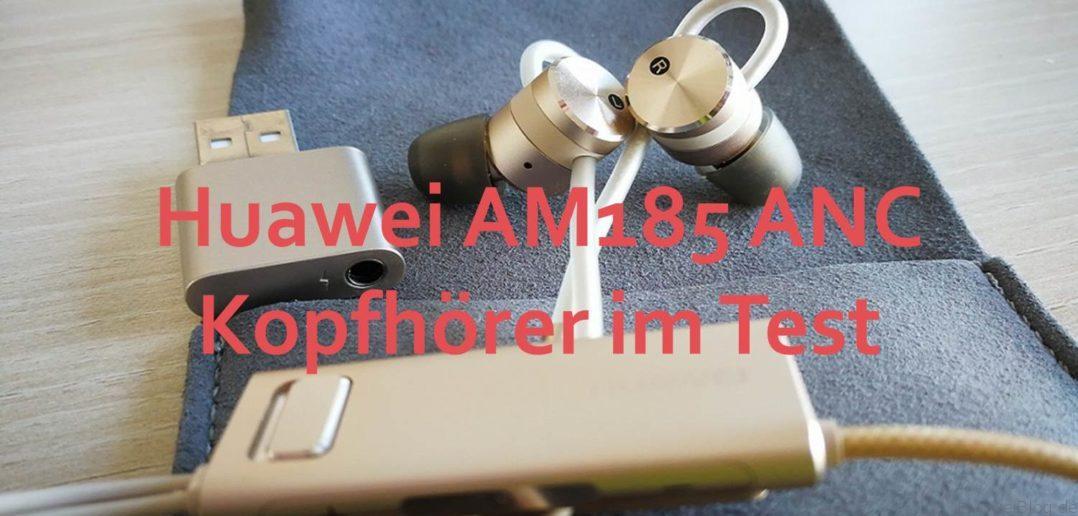Huawei AM185 Test