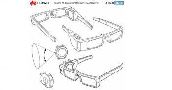 Huawei AR Brille Header