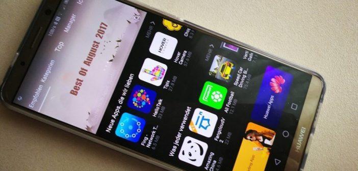 Huawei AppStore