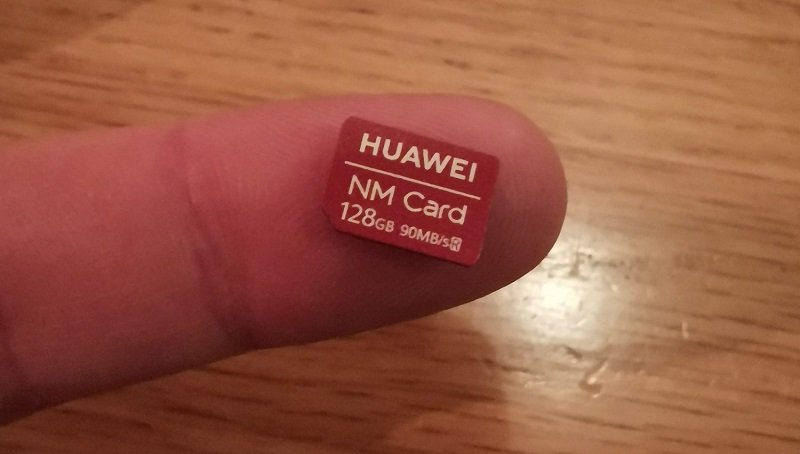 Huawei Backup Nano Memory Card
