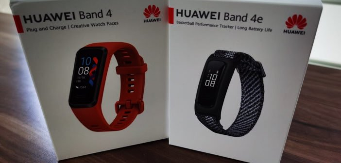 Huawei Band 4 Test