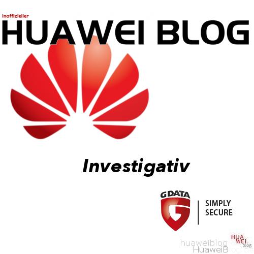 HuaweiBlog Investigativ - GData