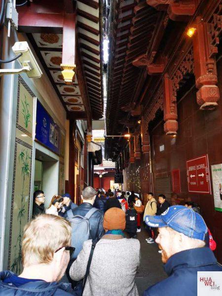 Huawei China Reise_Shanghai Yu Garden