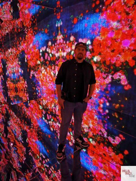 Huawei China Reise_teamlab Borderless Shanghai