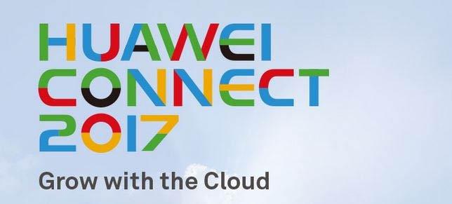 Huawei Connect 2017 Shanghai