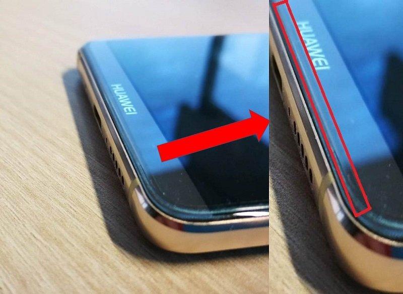 Huawei Displayschutz EIGER Test 4