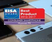 Alle Jahre wieder: Huawei P9 gewinnt EISA Award