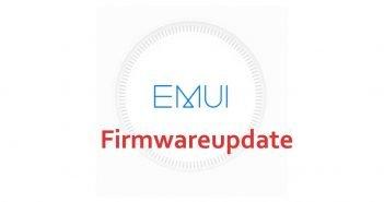 Huawei EMUI Firmware Update