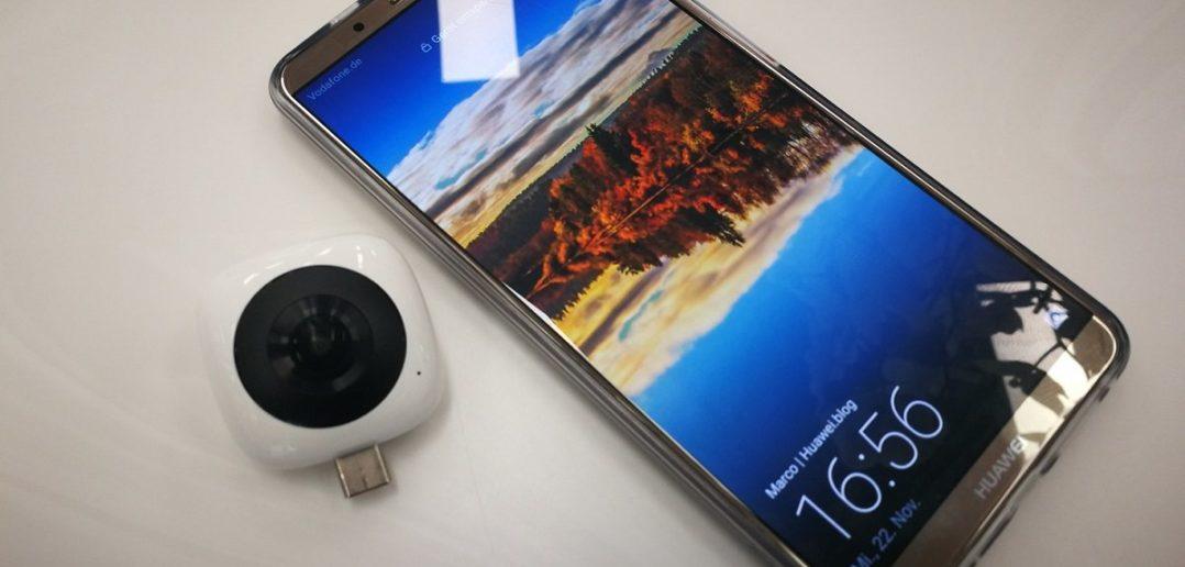 Huawei EnVizion Test Titelbild