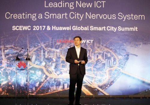 Global Smart City Summit Yan Lida