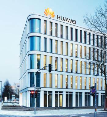 Huawei Europazentrale Düsseldorf