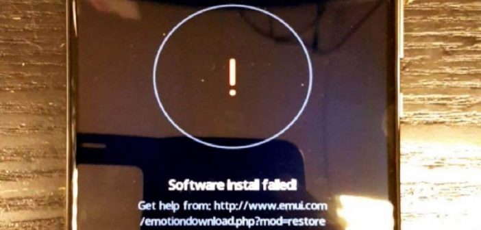 Huawei Firmware Updates