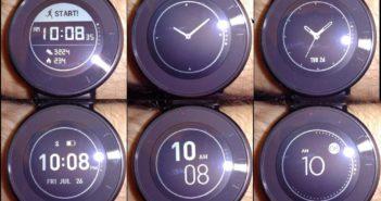 Huawei Fit Watchfaces