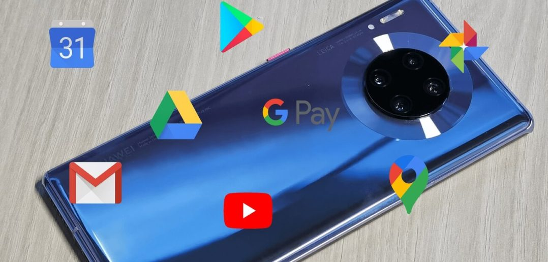 Huawei Google Alternative