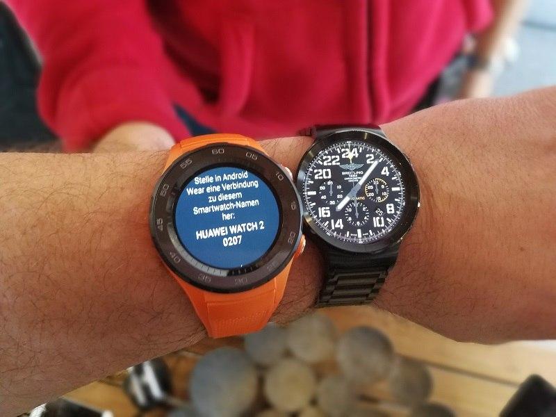 Huawei MWC17 Watch 2