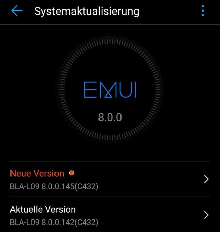 Huawei Mate 10 Pro Nachtmodus