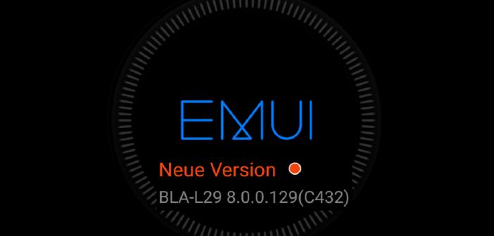 Huawei Mate 10 Pro Firmware Update 129