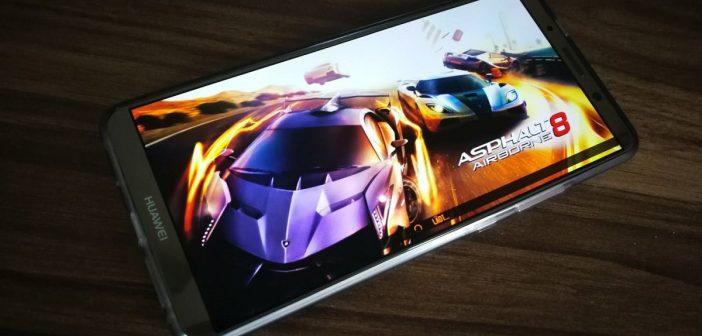 Huawei Mate 10 Pro Gaming