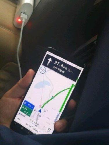 Huawei Mate 10 Pro - erstes Testgerät endeckt 1
