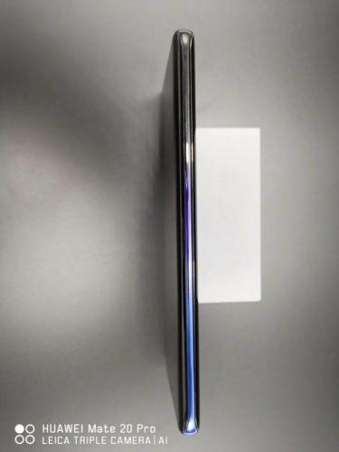 Huawei Mate 20 Pro Seitenansicht