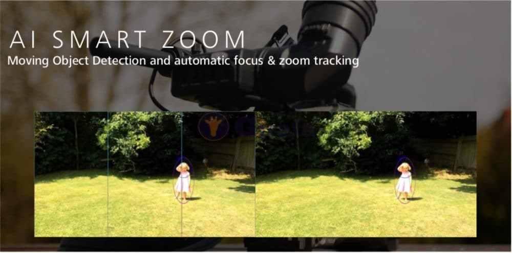 Huawei Mate 20 AI Zoom