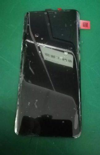 Huawei Mate 20 Front Display Leak