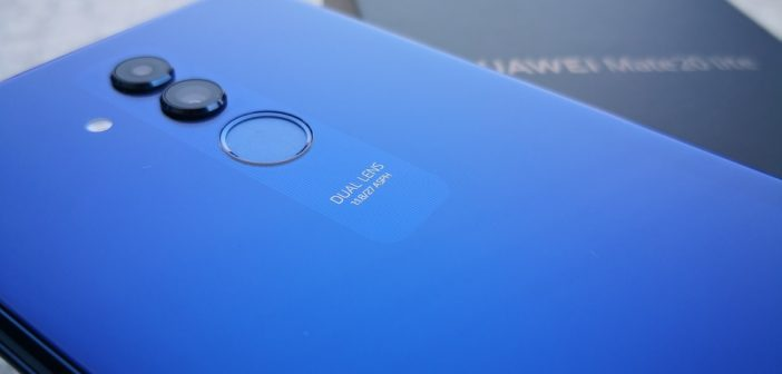 Huawei Mate 20 Lite Android 9 Beta geht los (Update)