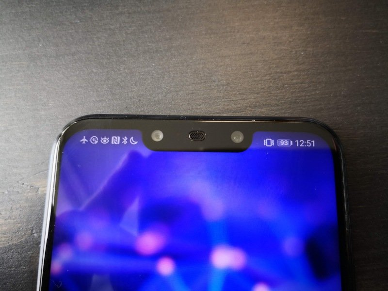Huawei Mate 20 Lite Test Notch