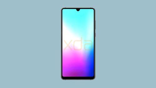 Huawei Mate 20 Render XDA 1