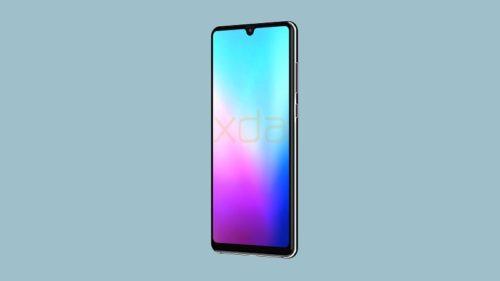 Huawei Mate 20 Render XDA 2