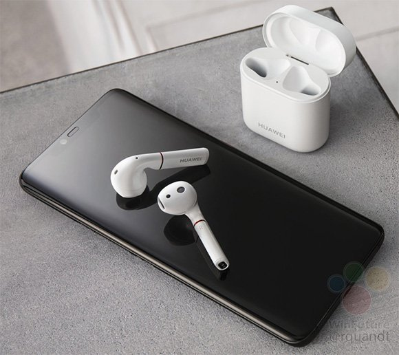 Huawei Mate 20 Wireless Charging Leak 2 Freebuds
