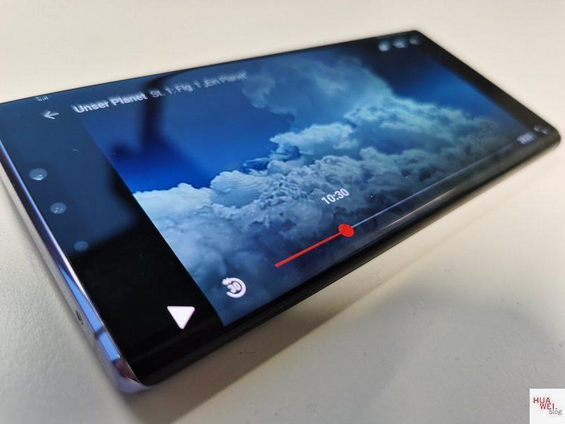 Huawei Mate 30 Pro Netflix