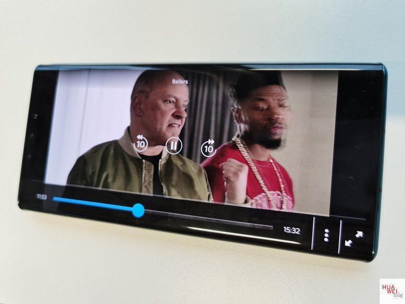 Huawei Mate 30 Pro Netflix Sky Go