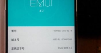 Huawei Mate 7 Android 6 Marshmallow