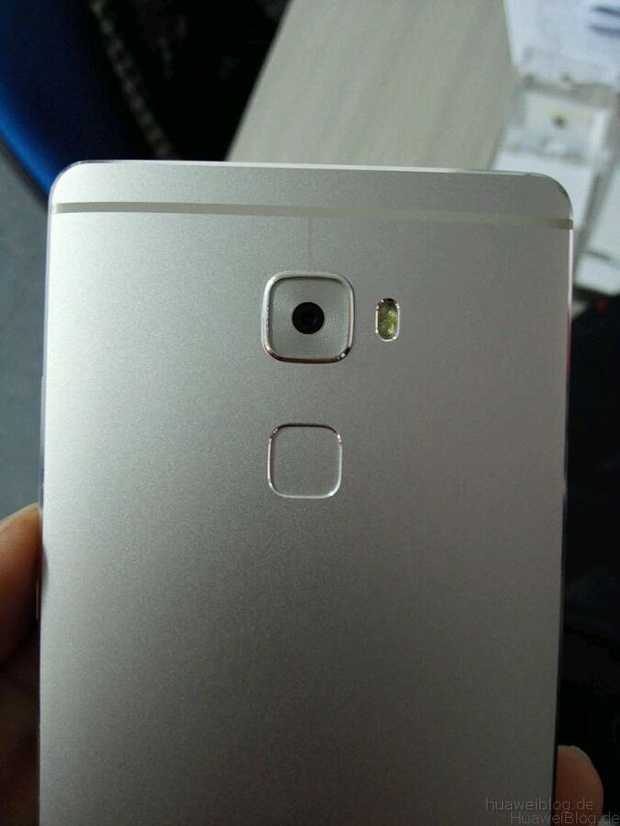 Huawei Mate S Fingerprintsensor