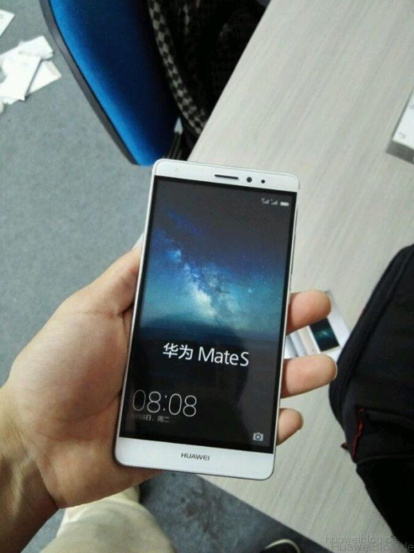 Huawei Mate S Front Leak2