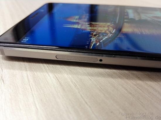 Huawei Mate S SIM SD SLot